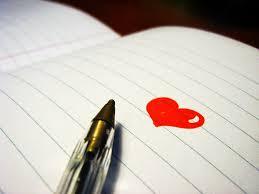 liefde skrywe